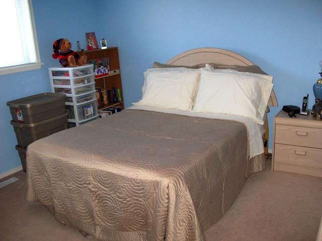Small Bedroom setup