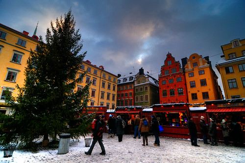 Stockholm (by: Brian Colson, creative commons)