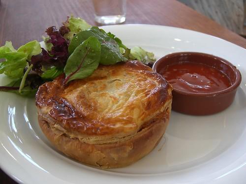 Wagyu Beef Pie - Jones The Grocer, Chadstone AUD8