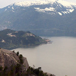 First Peak and the Howe Sound