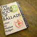 Faber Book of Ballads by coconinoco