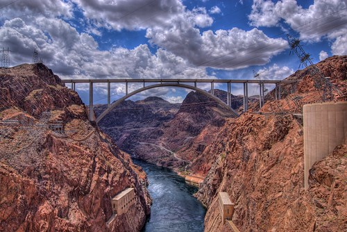 Hoover Dam Bridge for Kelly
