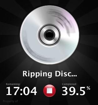 RipIt running