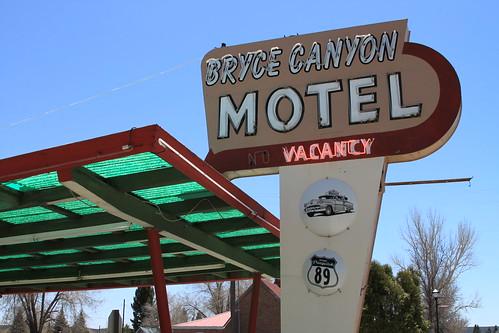 Bryce Canyon Motel, Panguitch