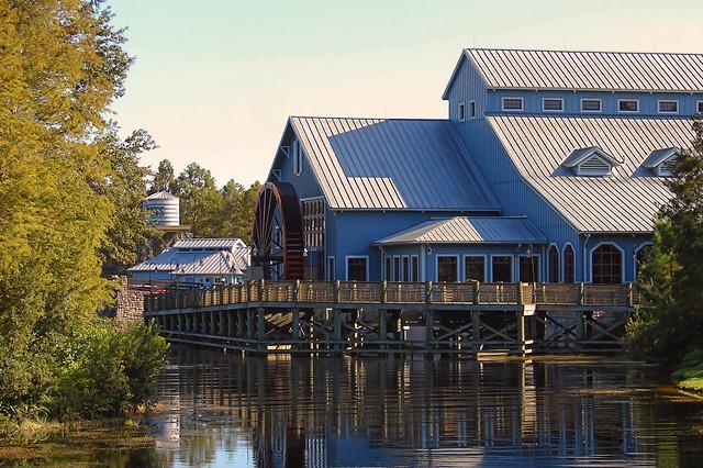 Riverside Mill Food Court Muffalata
