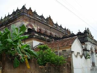 Chettiar Mansion - Kanadukathan, Chettinad