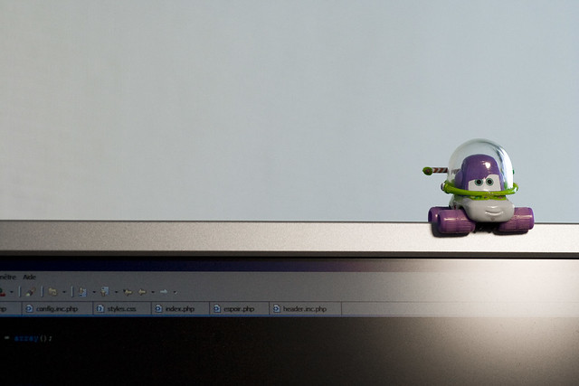 Pixar : Buzz