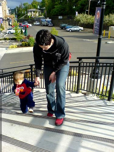 Infant Black Shoes Size
