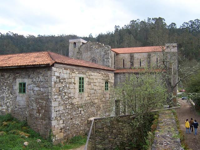Mosteiro de Carboeiro