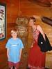 Cheryl and Alek at Ivar's Salmon House