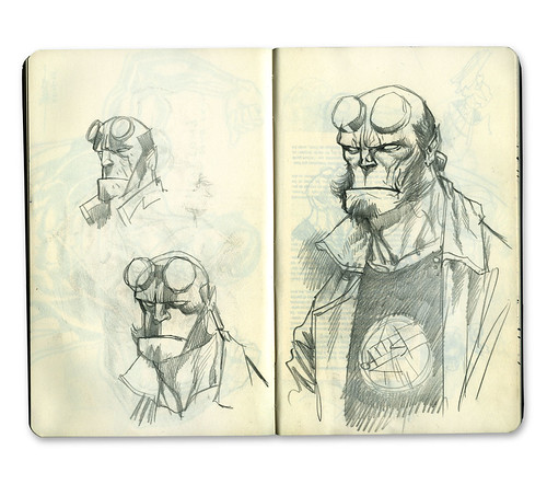 Sketchbook 2008