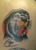 Panther by Keelhauled Mike Panther Head By