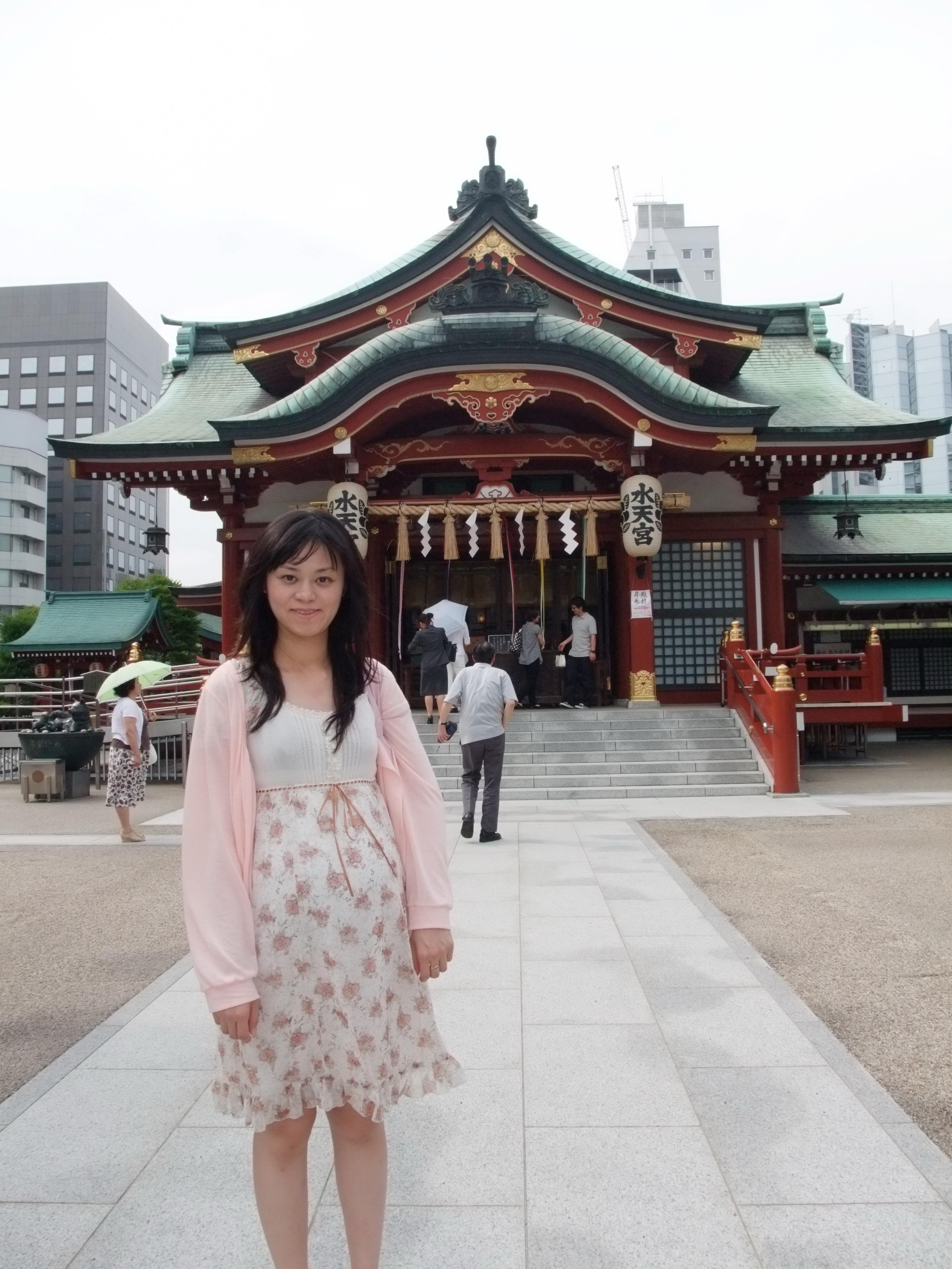 [28W+1D] Angela @ 水天宮