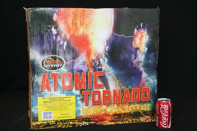 Atomic Tornado