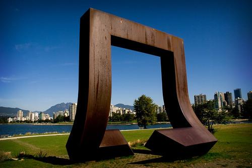 Vanier Park Sculpture