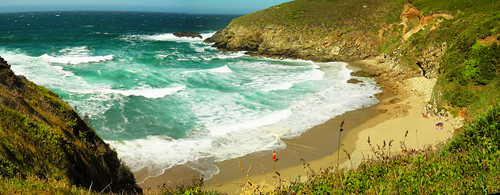 Praia de San Miro, Malpica (A Coruña)