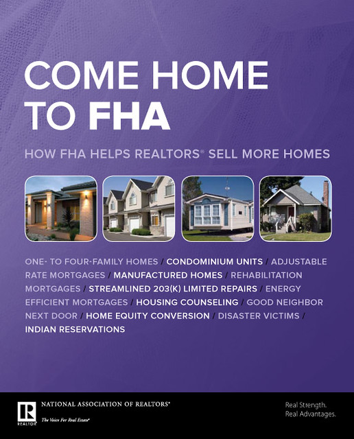 FHA Toolkit, booklet cover