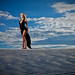 Marliese at White Sands by geroco