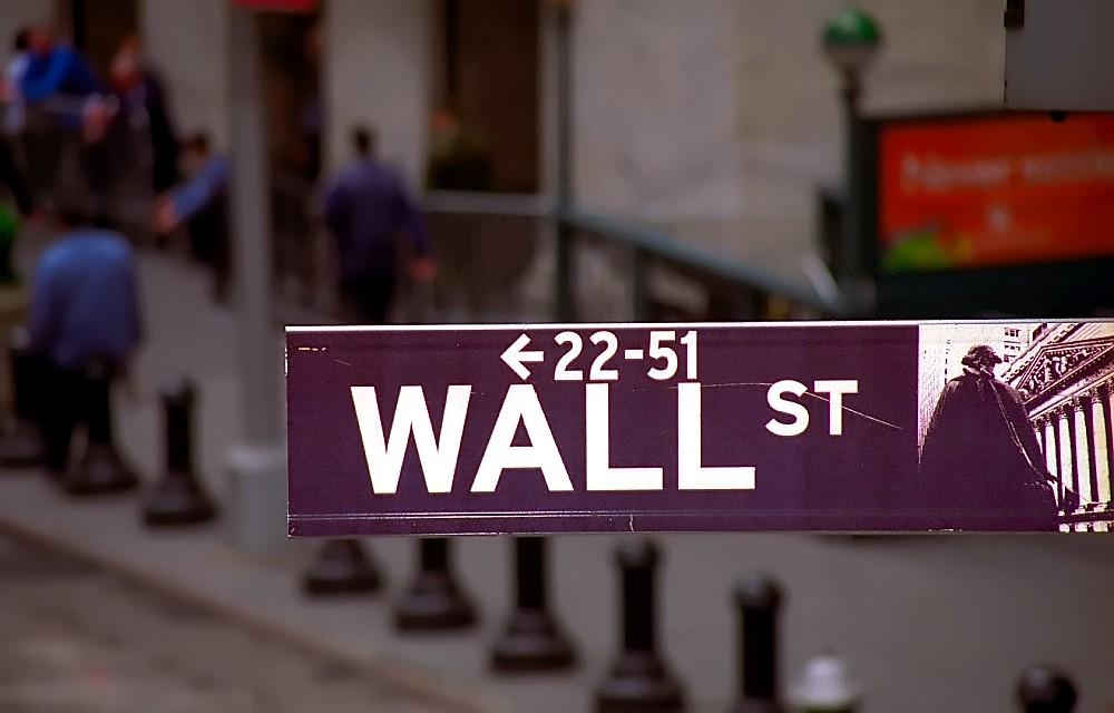 "New York - ""Wall Street"""
