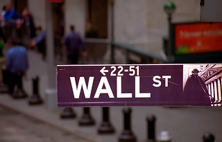 "New York - ""GREED STREET or Wall Street"""