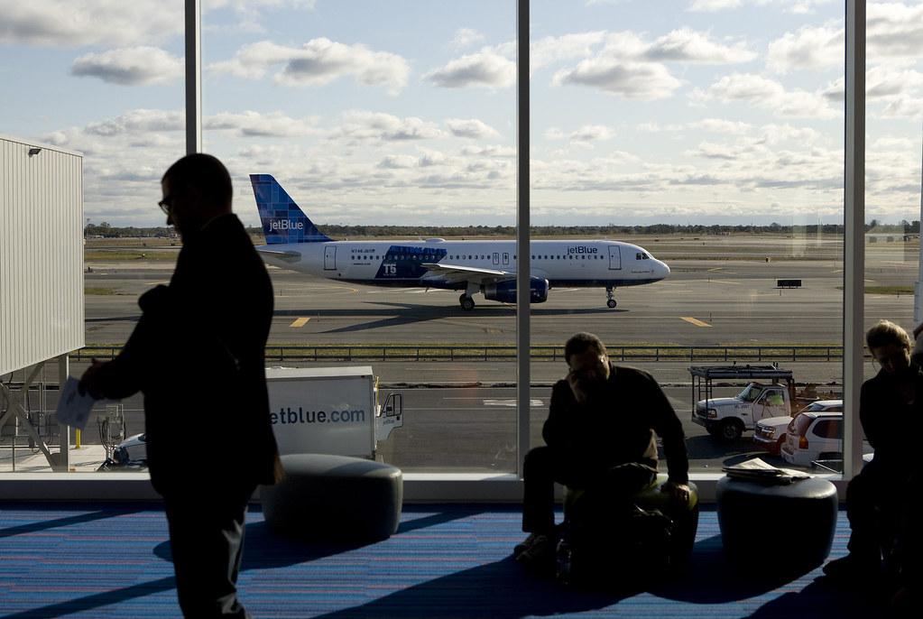 fd911b53292a ... JetBlue Terminal (T5) Opens at JFK Airport