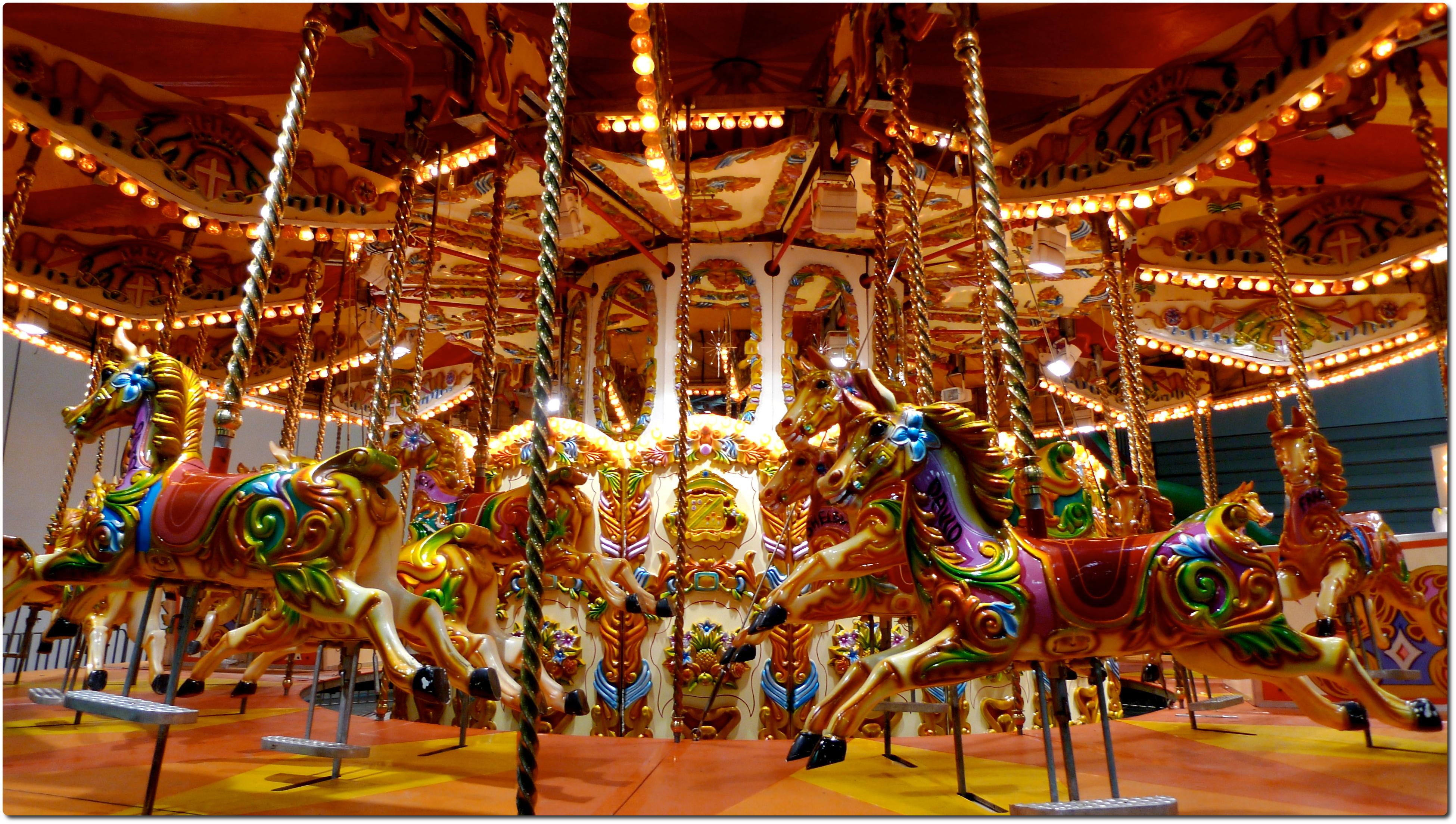 Clipart Horse Carousel