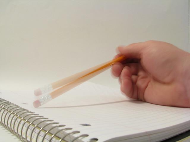 pen vs pencil essay