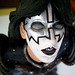 Small photo of Kiss action figure