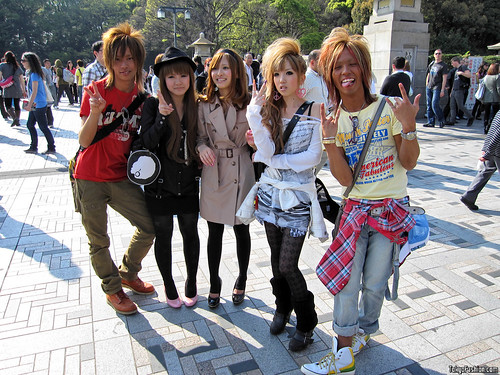 Harajuku Fashion?