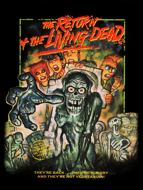 return of the living dead UK