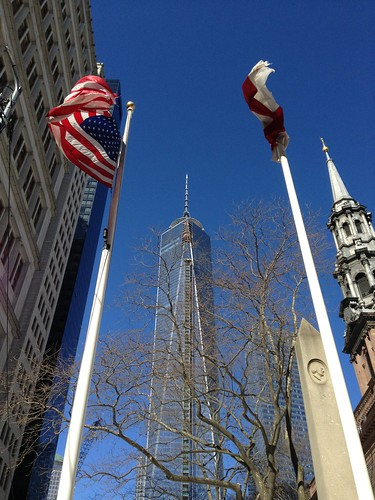 One World Trade Center, NYC. Nueva York