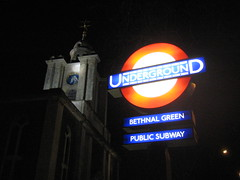 Bethnal Green - Public Subway by LoopZilla