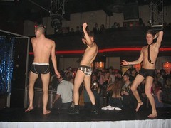 Vancouver's Next Gay Top Model pre-show performers: Go Go Boys ...