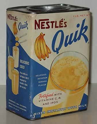 Nestle Banana Quik   Flickr - Photo Sharing!