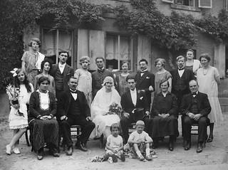 Eichhoffen - Wedding 1926
