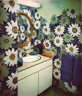 Vintage Bathroom 1968