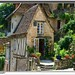 (461) Rocamadour / smallish shop / Small houses