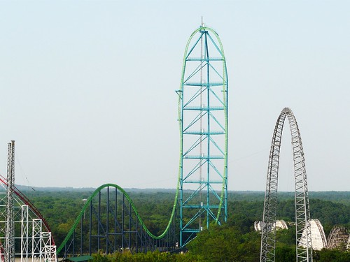 The Tallest And Fastest Coaster In The World Kinda Ka