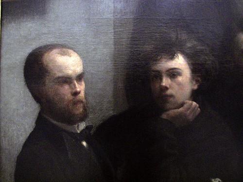 Paul Verlaine and Arthur Rimbaud