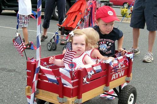 Kids' 4th of July