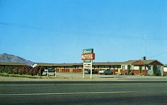 Motel Postcards