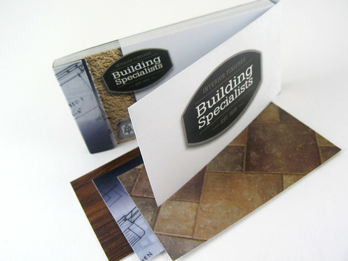 Building Specialists Business Cards