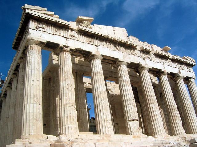 greek parthenon flickr photo sharing