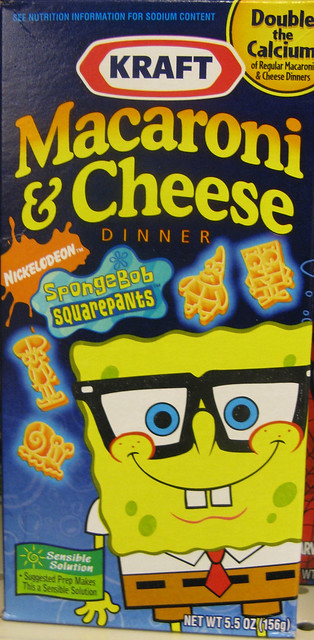 2796521317 11e607d6dd z jpgKraft Macaroni And Cheese Spongebob