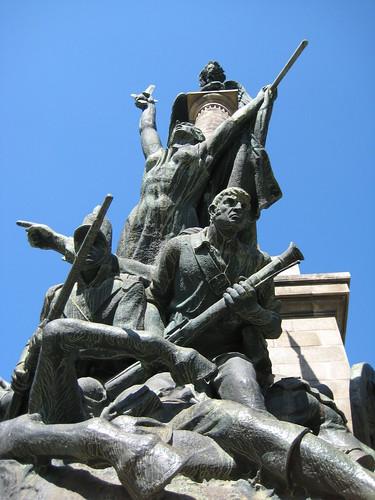 Monumento aos Heróis da Guerra Peninsular (Original)