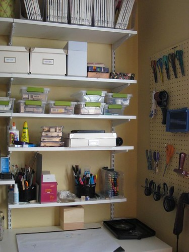 Gayle's craft space