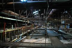 beams and pipes