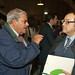 Cóctel de bienvenida en las Termas de Outariz. Ourense, 4 de noviembre de 2008. VII Conferencia Internacional APTE.