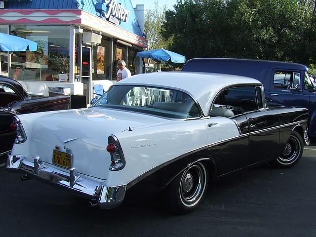 1956 chevrolet 4 door hardtop 39 cnc 677 39 3 flickr photo for 1956 chevy four door hardtop