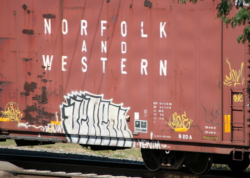 Norfolk and Western Venem